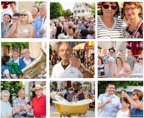 25 Jahre Vouvray-Randersacker - Die Bilder vom Freitag => Ihr Link zur Galerie