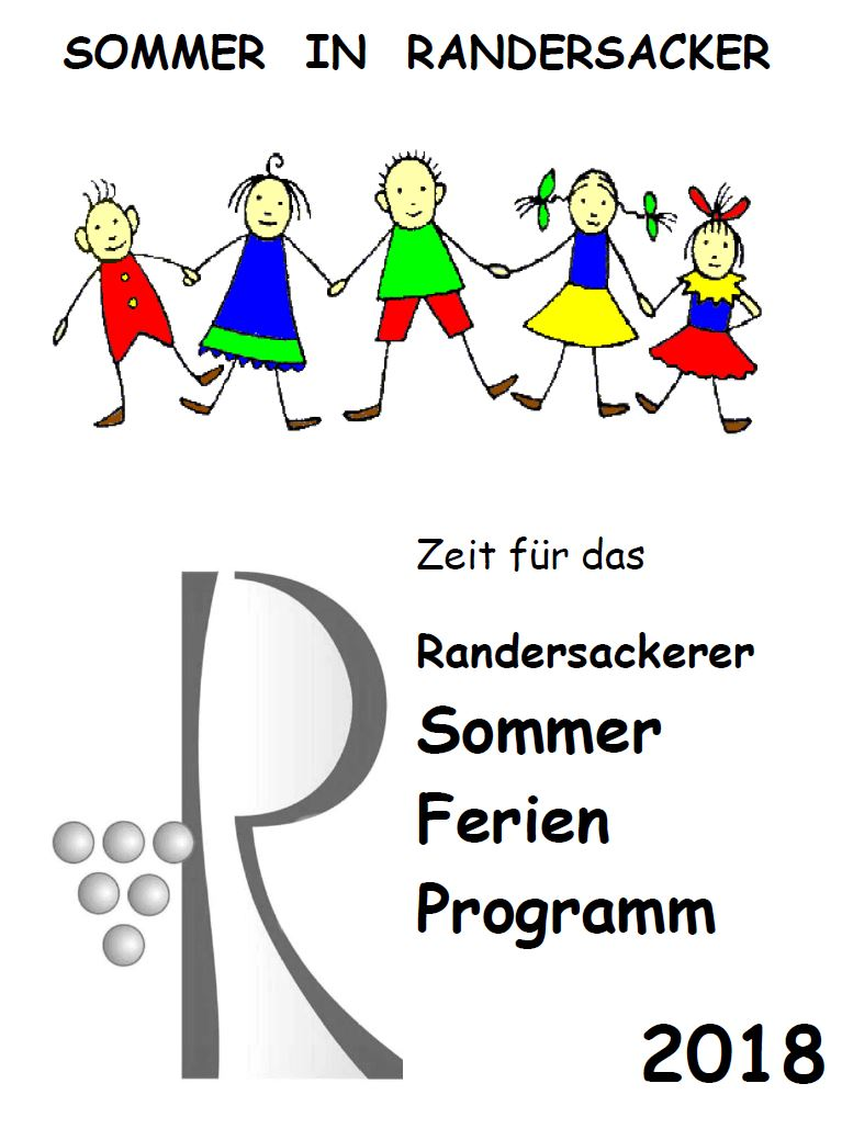 Das Sommer-Ferien-Programm 2018