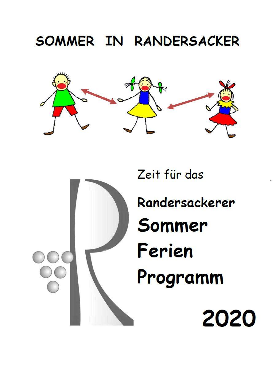 Das Sommer-Ferien-Programm 2020